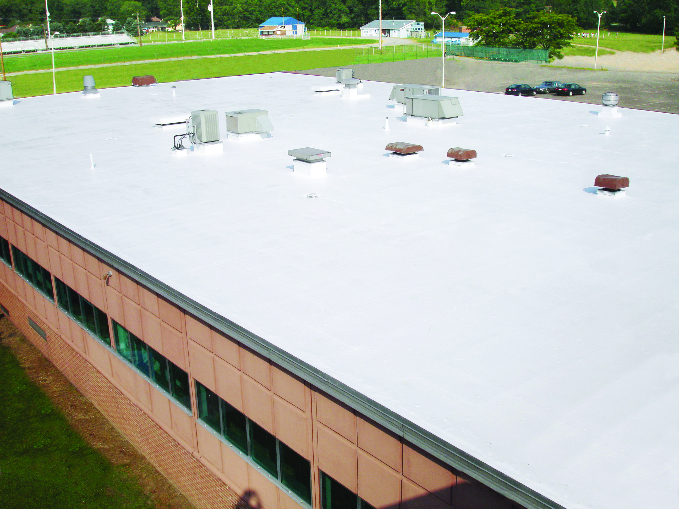 White Roof Systems